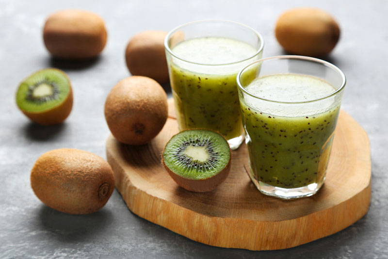 Comment faire un smoothie au kiwi ?